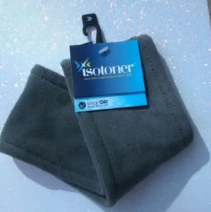 Fleece Isotoner smart dri Headband